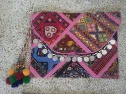 Embroidered Beaded Clutch Bags