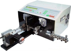Fully Automatic Cutting Stripping And Twisting Machine