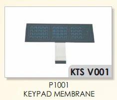 VAMATEX P1001 Keypad Membrane
