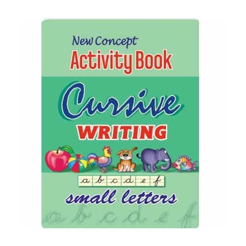 English Cursive Writing Books - English Cursive Handwriting Practice Books  Manufacturer From Jaipur