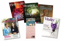 Magazine Layout Services