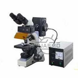 Fluorescent Lab Microscope