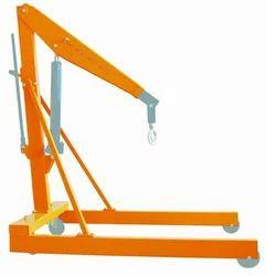Hydraulic Shop Cranes
