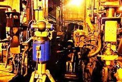 Laser Tracker for Machine Alignment