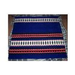 Wool Saddle Cloth