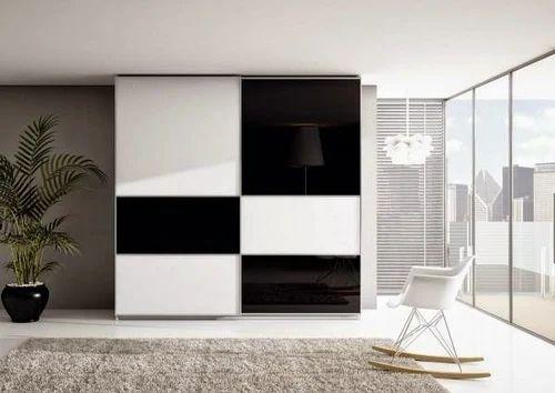 Double Color Wardrobe Designing, Bedroom Wardrobe ...
