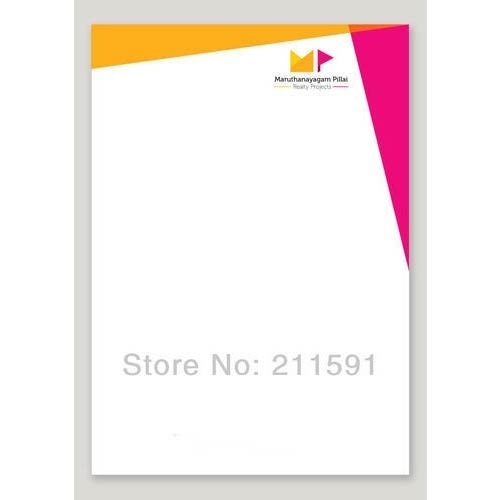 Business Letterhead Paper  View Specifications  Details By Naveen