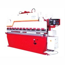Hydraulic Operated Press Brake