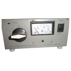 Manual Voltage Stabilizer-170VA