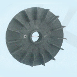 Plastic Fan Suitable For Rotor Fan OD 190 Frame Size