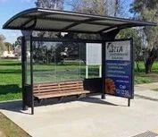 Bus Shelter Advertising