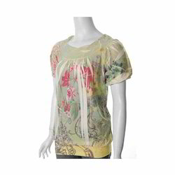 Fancy Sublimation Print T Shirt