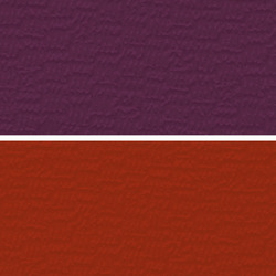 Purple Colored Artificial Leather Cloth