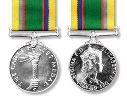 Gallantry Medal