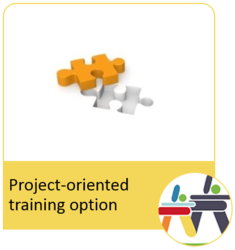 Projects oriented Training