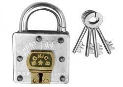 Pin Trick Padlock 60MM