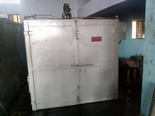 Industrial Oven for Transformers