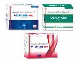 Doxofylline 400