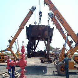 Telescopic Crane Hiring Services