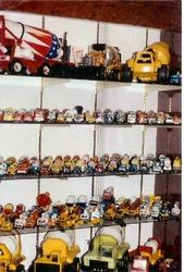 Toy Display Shelves