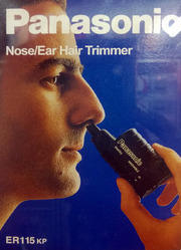 Panasonic Nose/Ear Hair Trimmer