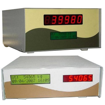 Computerized Weighbridge - Weigh Bridge Terminal Wholesaler