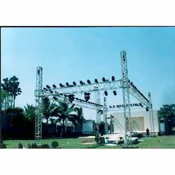 Stage Lights Truss