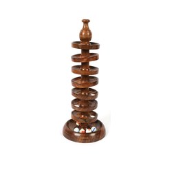 Brown Aspiration International Rolling Ball Tower, Packaging Type: Standard, for Multiple