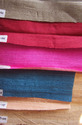Dyed Pure Silk Dyed Fabric