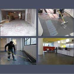 Single Component Free Flow Non-shrink High Strength / Fluidity Grout