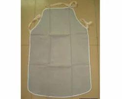 Apron Leather, Rubber & Cotton