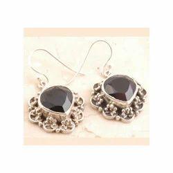 Delicate Garnet Earrings