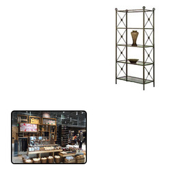 Display Racks for Showrooms