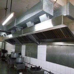 kitchen exhaust system - commercial kitchen ventilation system