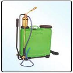 AEW GREEN Plastic Knapsack Sprayer Sannata, Capacity: 16 liters