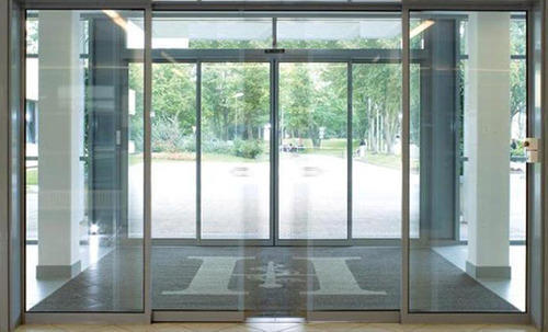 Automatic Glass Sliding Door At Rs 48999 Number Sliding