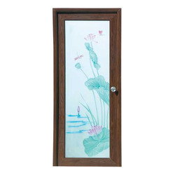 Architectural PVC Glass Doors