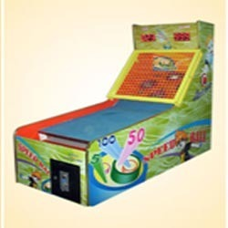 Speedball Toss Arcade Machine