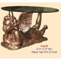 Angel/Cupid Designer FRP Center Table