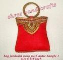 Bag Jardoshi Work with Antic Bangle 1