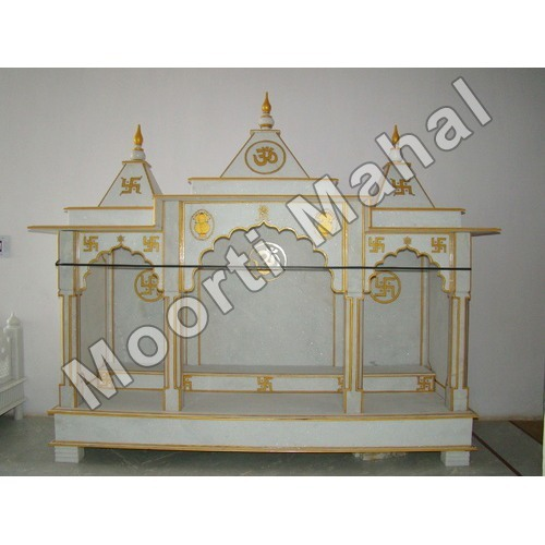 Marble temple design in home review home decor for Marble temple designs for home