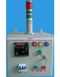 Vacuum Pump Control Panel with Pirani Guage