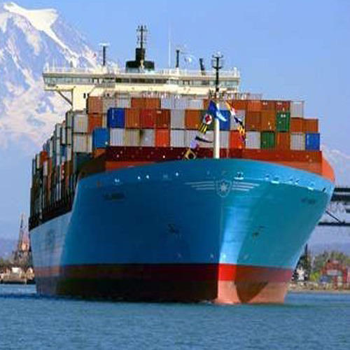 International Sea Freight Forwarding Service in Chennai