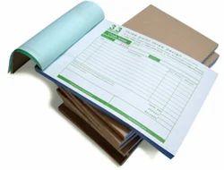 Bill Book Printing Solutions
