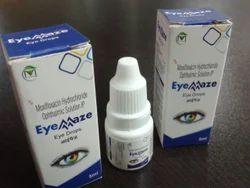 Moxifloxacin Opthalmic Solution