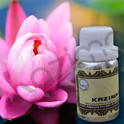 KAZIMA Pure Natural Undiluted Indian Lotus Attar Oil