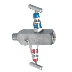 Image result for double block and bleed valve