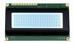 20X4 3 Volt LCD