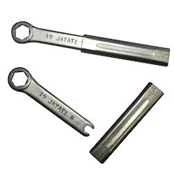 Combination Spanner with Tubular Handle