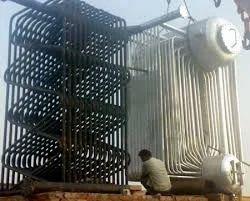 Water Tube Boilers For Power Generation Misra Boilers